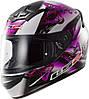 Шлем интеграл LS2 FF352 ROOKIE FLUTTER Белый