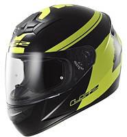 Шлем интеграл LS2 FF352 ROOKIE FLUO HI-VIS