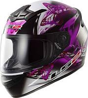 Шлем интеграл LS2 FF352 ROOKIE FLUTTER Черный