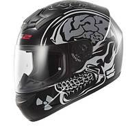 Шлем интеграл LS2 FF352 ROOKIE X-RAY