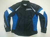 Мото куртка текстиль YAMAHA AIR COOL синяя