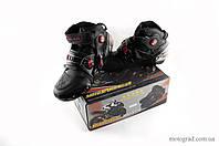 Мото Ботинки PROBIKER mod A09001, черные