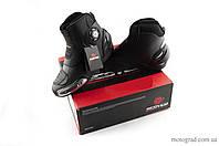 Мото Ботинки SCOYCO mod MBT003, черные