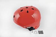 Шлем-каска райдера S-ONE красный
