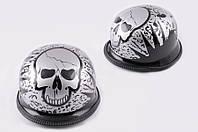 Шлем-каска NAZI 907 Skull череп