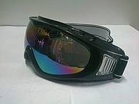 Очки лыжные затемненные хамелеон