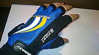 Мото перчатки Defiant Sport без пальцев