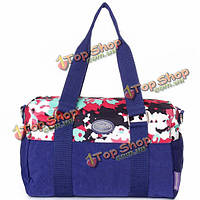 Женщины водонепроницаемый нейлон сумки дамы открытый случайные сумки плеча мешки Crossbody