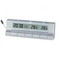 Автомобильные электронные часы  VST 7037
