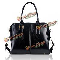 Женщины PU кожаные сумки винтажные сумки раковины сумка переносная сумка