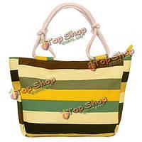 Разноцветные холст цветной печати сумки повседневная сумка плеча
