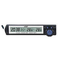 Автомобильные электронные часы VST 7043