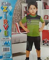 Футболка + капри для мальчика ZIRVE 0910