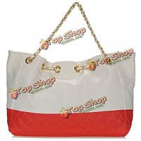 Горячая продажа цветов совместных моды цепь сумка женщин сумка хобо