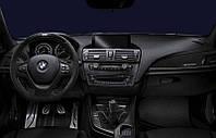Комплект внутренней отделки BMW Performance M для BMW 1 (F20) (7 деталей)