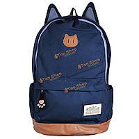 Рюкзак для школы с ушами кошки