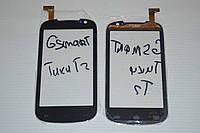 Оригинальный тачскрин / сенсор (сенсорное стекло) для Gigabyte GSmart Tuku T2 (черный цвет) + СКОТЧ В ПОДАРОК