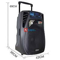 Акустика SL-15-200W с 2-мя микрофонами Bluetooth