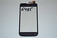 Оригинальный тачскрин / сенсор (сенсорное стекло) для LG Optimus L5 II Dual E455 (черный цвет)