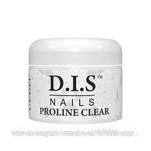 Гель моделирующий D.I.S PROLINE CLEAR прозрачный 30 гр