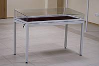 Вітрина-стіл