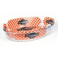 Стеклянная форма для запекания pyrex o cuisine 35х24 см (346bc00)