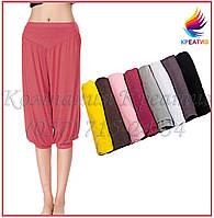 Женские короткие йога брюки (под заказ от 50 шт) С НДС