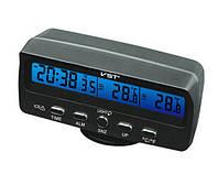 Автомобильные электронные часы VST 7045