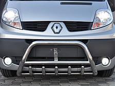 Кенгурятник на Renault Trafic ( c 2001--) Рено Трафик PRS