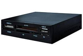 Внутренний USB 2.0 Multi-Card Reader / Writer