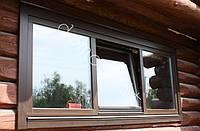 Деревянные окна любого стиля