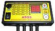 Автоматика для твердотопливного котла АТОS + турбина WAP 120, фото 2