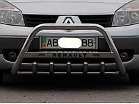 Кенгурятник WT на Renault Trafic ( c 2001--) Рено Трафик