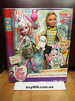 Алистер Вандерленд и Банни Бланк свидание на карнавале  Ever After High Carnival Date Bunny Blanc and Alistair