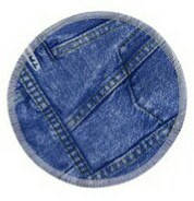 Лактационные многоразовые вкладыши для кормящих мам   джинс