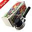 """Машинка закаточная полуавтомат с подшипником """"Вилен-премиум"""" из нержавеющей стали фирменная упаковка, фото 6"""
