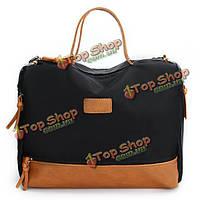 Женщины оксфорд мотоцикл сумки винтажные сумки на ремне сумки случайные Crossbody