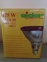 Лампа инфракрасная для обогрева животных и птицы Eider Landgerate GmbH 175 Вт