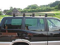 Багажник на крышу для Nissan Terrano II с сеткой