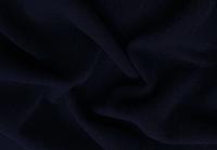 Кашемир стрейчевый темно-синий