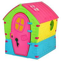 """Детский пластиковый домик """"Лилипут"""" Marian Plast 680, фото 1"""