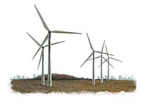 Ветрогенератор FD 50, 50кВт/360В