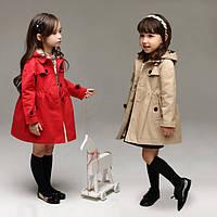 Пальто для девочек осенне - весеннее