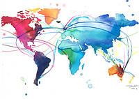 Обслуживаем клиентов со всего мира!