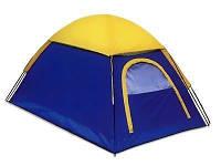 Однослойная двухместная палатка Coleman 3005 с москитной сеткой