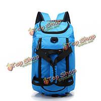 Мужчины женщины досуг рюкзак водонепроницаемый нейлон спортивная сумка для путешествий рюкзак