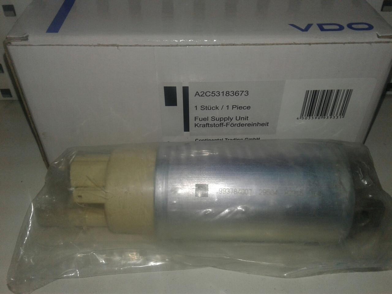 Бензонасос VDO A2C53183673