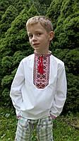 Вышиванка на мальчика длинный рукав Козак , фото 1