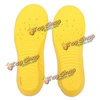 Мужские дышащие стельки для обуви подушечки амортизирующие спортивные insoless