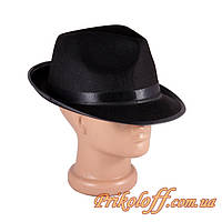 Шляпа Гангстера, фетр